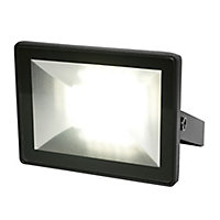 Projecteur LED noir 10W 800 LM IP65