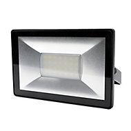 Projecteur LED noir 20W 1600 LM IP65
