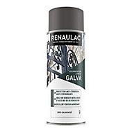 Protecteur en aérosol Renaulac Galva gris galvanisé mat 400ml