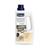 Protection anti-tâches invisible marbre et pierres naturelles Starwax 1L