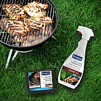 Pulvérisateur nettoyant barbecue Starwax 500ml