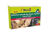 Réducteur de déchets organiques Biotop Larv'o feed