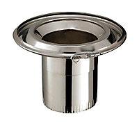 Réduction conique ø230-130 mm émaillé Poujoulat