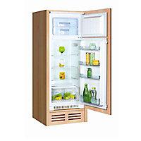 Réfrigérateur congélateur encastrable 164L / 38L blanc