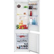 Réfrigérateur congélateur encastrable Beko ICQFD173 193L / 69L blanc