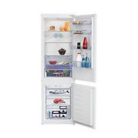 Réfrigérateur congélateur encastrable Beko ICQFDB173 193L / 69L blanc