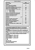 Réfrigérateur congélateur à poser Beko RCQNE365K20W 224L / 97L blanc