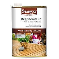Régénérateur teck et bois exotiques Starwax 500ml