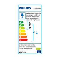 Réglette connectée 3 spots LED Philips Hue Runner noir