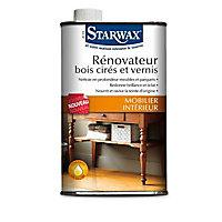 Rénovateur bois cirés et vernis Starwax 500 ml