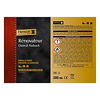 Rénovateur daim nubuck Marron 200 ml