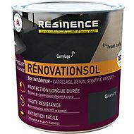 Résine de rénovation sol Résinence graphite 300mL