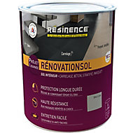 Résine de rénovation sol Résinence gris clair 2L