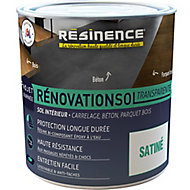 Résine de rénovation sol Résinence transparent 300ml