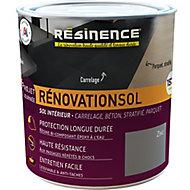 Résine de rénovation sol Résinence zinc 300ml