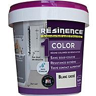 Résine multisupports Résinence Color blanc cassé satin 0,25L