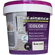 Résine multisupports Résinence Color blanc cassé satin 0,5L