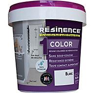 Résine multisupports Résinence Color blanc satin 0,25L