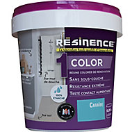 Résine multisupports Résinence Color Caraïbes satin 0,25L