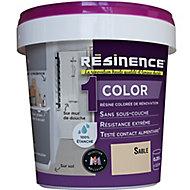 Résine multisupports Résinence Color sable satin 0,25L