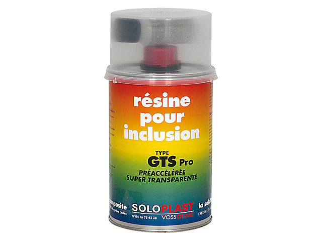 Resine Polyester Pour Inclusion Type Gts 1 Kg Castorama