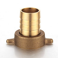 Raccord d'arrosage 2 pièces 20/27 - 19 mm Diall