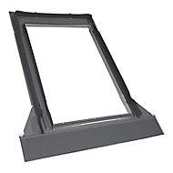 Raccord d'étanchéité universel pour fenêtre de toit 78x98 cm