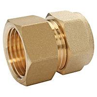 "Raccord femelle bicône pour tube cuivre Ø12 - Femelle 15/21 (1/2"")"
