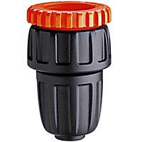 Raccord robinet 20/27 pour tuyau 13/16mm