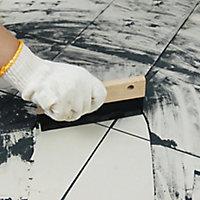 Raclette à joint de carrelage caoutchouc Diall 18 cm