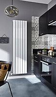 Radiateur Aluminium eau chaude Sira Rubino 1782W vertical