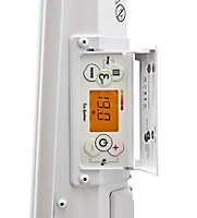 Radiateur électrique chaleur douce Noirot Calidou+ V 1000W