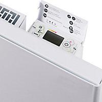 Radiateur électrique à inertie sèche Noirot Karisa Connect Bas 1500W