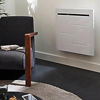 Radiateur électrique à inertie sèche Noirot Nymphe 1000W