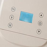 Radiateur soufflant pour salle de bains 1800W