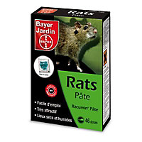 Rats pâte appats 460g