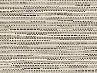 Revêtement sol fibre synthétique noir et blanc ligne Forest (vendu à la coupe)