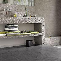 Revêtement sol PVC Evrest Spa Silver gris 2m (vendu à la coupe)