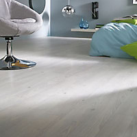 Revêtement sol PVC Tarkett Design effet pin blanc 4m (vendu au m²)