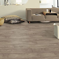 Revêtement sol PVC Tarkett Oldmelese Design marron 4m (vendu à la coupe)