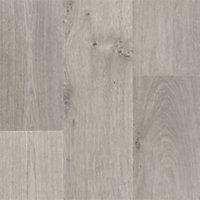 Revêtement sol PVC Texline Timber gris 4m (vendu à la coupe)