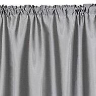Rideau Colours Calanca serenity gris foncé 140 x 240 cm