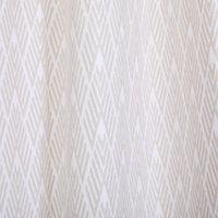 Rideau effet coton Nebaa 14x26cm rose pâle