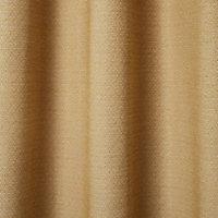 Rideau GoodHome Digga jaune 140 x 260 cm