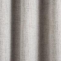 Rideau occultant Mantée Tendence beige 140x240 cm