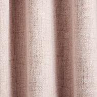 Rideau occultant Mantée Tendence rose clair 140x240 cm