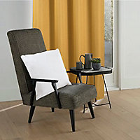 Rideau occultant Minos jaune 140 x 240 cm