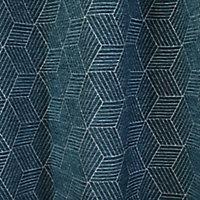 Rideau Opale 140 x 260 cm bleu
