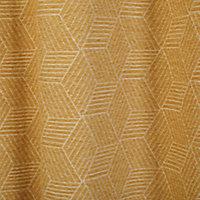 Rideau Opale 140 x 260 cm jaune