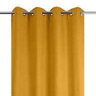 Rideau Stop Cold 135x240cm jaune